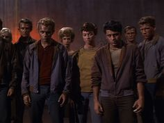 ., West Side Story (1961): First of the Gang to Die.