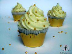 Cupcakes al cioccolato bianco   Miei dolci da sogno