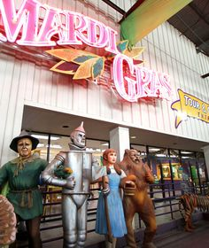 Looking for fun things to do in New Orleans? Purchase tour tickets to Mardi Gras World online or by calling our sales office at (504) 361-7821.