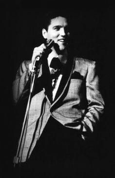 Elvis Presley in Memphis, TN, February 25, 1961.