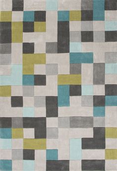 Hand-Tufted Classic Gray Area Rug
