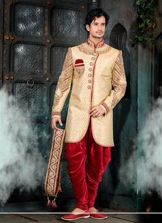Sherwani Dresses For Weddings