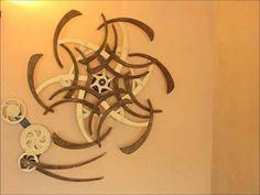 Wooden Rose -kinetic sculpture  16.02.2014   - by Roman Kowalski - Viaroma