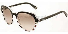 Dior Croisette 3 DTA/EU Blak/Crystal Stripe Dior Sunglasses   Dior Eyewear   Worldwide Delivery