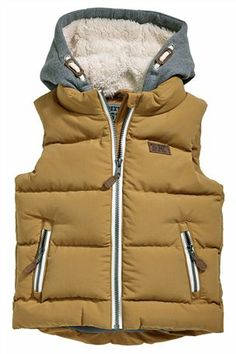 Buy Ochre Gilet (3mths-6yrs) from the Next UK online shop