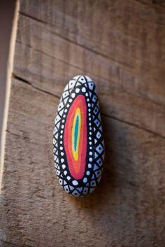 Galet Tribal couleur