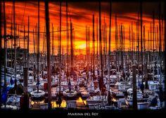 Marina del Rey by szeke, via Flickr