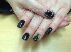 Something different Cnd Shellac, Natural Nails, Beauty, Cosmetology, Natural Looking Nails, Natural Color Nails