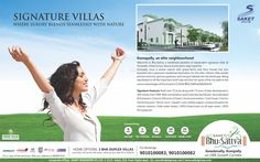 www.saketgroup.com @Saket_group #Hyderabad #Kompally #Secunderabad. #Serene location, styled #interiors laced with #modern #amenities is apt to make coming back #home a treat at #Bhusattva Signature #Villas.  Saket - Bhu:Sattva Visit Our #Model #Villa #Today : http://ow.ly/mP7zv Or Call: 090 10 100083  For any assistance please Hit Like -> www.facebook.com/saketgroups www.facebook.com/saketbhusattva