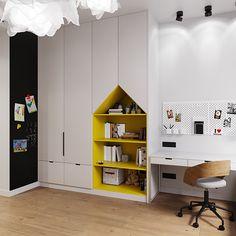 LCD Leontief cape on Behance Modern Kids Bedroom, Kids Bedroom Designs, Kids Bedroom Furniture, Kids Room Design, Bedroom Decor, Furniture Ideas, Children Furniture, Furniture Removal, Furniture Design