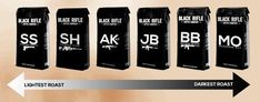 Black Rifle Coffee Company Blends