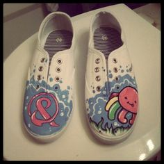 Of mice & men squidgy shoes! OMAM