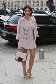 Miss Mira. lovely. Paris. #MiroslavaDuma