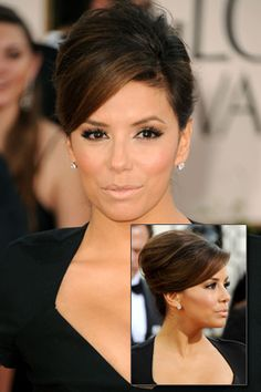 Eva Longoria side twist