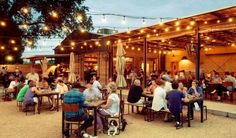 10 Best Patio Restaurants in Austin for Dinner, Drinks & Happy Hour