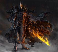Armor Concept, Weapon Concept Art, Fantasy Armor, Dark Fantasy Art, Fantasy Character Design, Character Art, Dnd Art, Demon Art, Unicorn Art