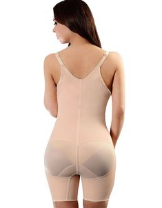 8f2e2628b41 Esbelt ES422 Womens Nude Slimming Shaping All in One Body Small -- Details  can be