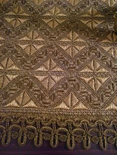 Embroidery Stitches, Cross Stitches, Stitch Design, Filet Crochet, Cross Stitch Patterns, Bohemian Rug, Applique, Traditional, Rugs