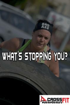 What's stopping you being all you can be?  We can help. Call for a FREE intro class on 0458 438 348.