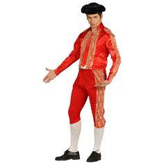 Disfraz de Torero #disfraces #feriadeabril