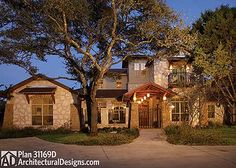 Plan 3073D: Outdoor Living And Entertaining Spaces