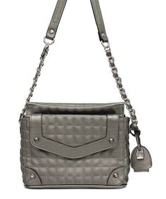 Look at this #zulilyfind! Pewter Carlyle Crossbody Bag by Jessica Simpson Collection #zulilyfinds