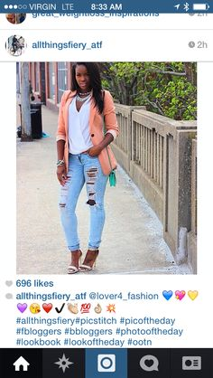 I Love It Love Her Style Colorful Fashion Classy Outfits Weekend Wear