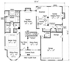 f9528c3ad4b943de96b8a8681c85547f--master-plan-home-plans House Plans With Master Bedroom On Main Floor on bedroom office utility, large loft second, sitting area, narrow lot,