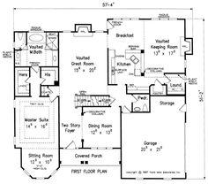 15 best master bedroom suite images bedrooms floor plans home rh pinterest com First Floor House Plans with Master Bedroom First Floor House Plans with Master Bedroom