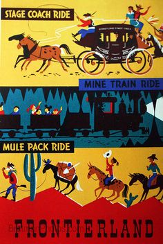 Frontierland Poster