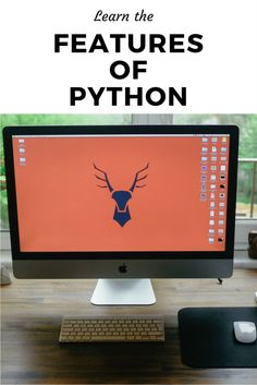The features of python