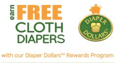 Kelly's Closet - Earn Free Cloth Diapers with our Diaper Dollars Rewards Program