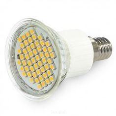 [lux.pro] FARETTO LED SMD CON ATTACCO E14 230V HI-POWER 54 LED SMD LAMPADA NOVITÀ 10,40 € Led