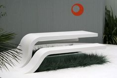 DuPont™ Corian® - Garden of Corian  | by Philip Nash.