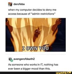 Really Funny Memes, Stupid Funny Memes, Funny Relatable Memes, Haha Funny, Funny Posts, Funny Cute, Funny Stuff, Funny Things, 9gag Funny