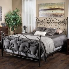 Camellia Bed by Christopher Knight Home