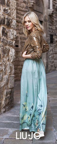 Stunning Jelena Rozga #liujo #SS15
