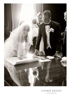 Sherwood Country Club Wedding Jewish Ketubbah signing - Follow Us:   http://pinterest.com/sherwoodcclub/  http://www.facebook.com/pages/Sherwood-Country-Club-Events-Weddings/120564331343926?ref=hl