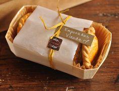 Empanadas viade! Delicioso! por Cristina Lasarte para Malbec