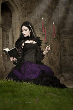 Model: Ella AmethystPhoto by Trev Wordley http://www.twordley.co.uk/Clothing: The Gothic ShopWelcome to Gothic and Amazing  www.gothicandamazing.org
