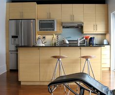 Bamboo cabinets kitchen bamboo has been used as a for Birch kitchen cabinets pros and cons