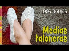 YouTube Barefoot, Knit Crochet, Slippers, Socks, Santa Clara, Knitting, Sneakers, Youtube, Peru