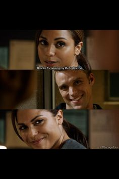Love them together ~ Chicago fire