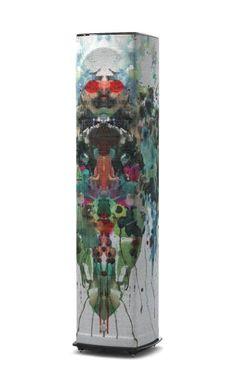 "BANG & OLUFSEN x TIMOROUS BEASTIES DESIGN  Speaker Collection  ""Kaleido Splatt"""