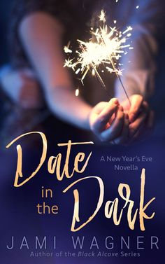 Date in the Dark is a New Year's Eve novella where a single woman dates a mysterious man in complete darkness.  Blind dates are bad, but a blind date-in-the-dark is just asking for a interesting time.  Three dates and three nights spent in total darkness is not how Allie or Parker had planned to ring in the New Year. But when fate steps in, these young coeds soon find themselves drawn to each other.