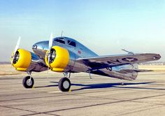 CoolPix - Vintage Military: Curtiss-Wright AT-9 (RacyTrainer!) - blog - AirPigz