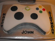 9 Best Xbox Party Food Images Themed Parties Video Game Party