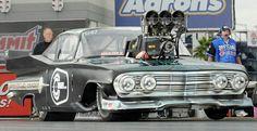59 Chevy Impala, Old Race Cars, Race Engines, Drag Cars, Car Humor, Drag Racing, Hot Cars, Custom Cars, Classic Cars