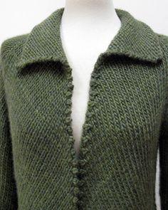 CocoKnits Petra Cardigan Knitting Pattern