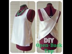 REPIN!!How cute is this top?  Learn to make it today!